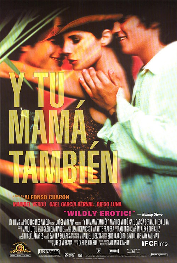 y tu mama tambien essay The perfect wind-down to summer arrives in this superlative blu-ray presentation of alfonso cuarón's liberating and caustic film.