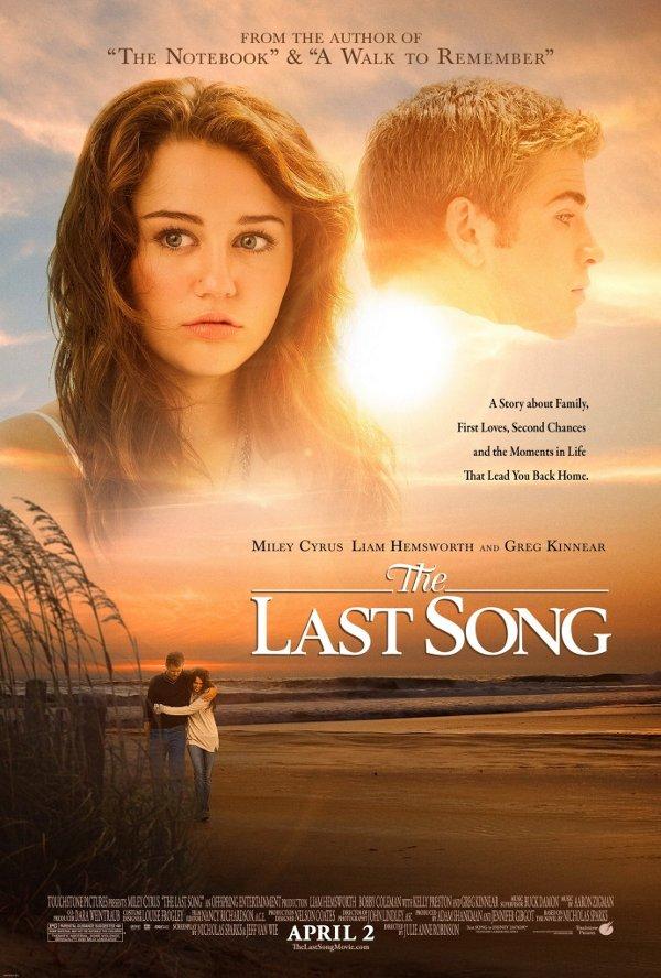 Frases de la película La última canción
