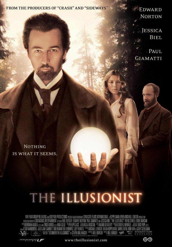 Resultado de imagen para el ilusionista