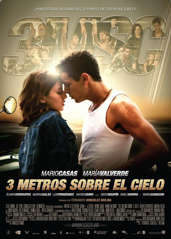 Frases De La Película Tres Metros Sobre El Cielo (3MSC