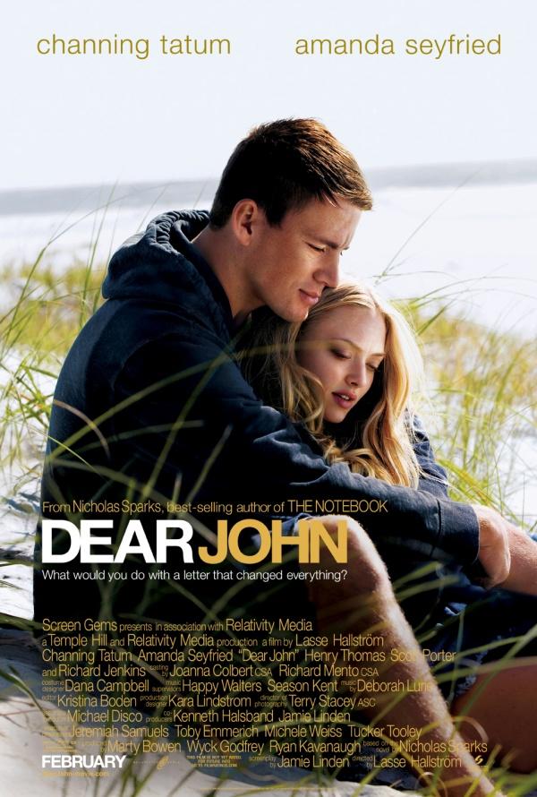 la Película Querido John