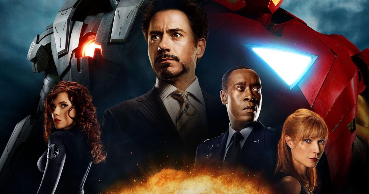 Iron Man 2: Frases De La Película Iron Man 2