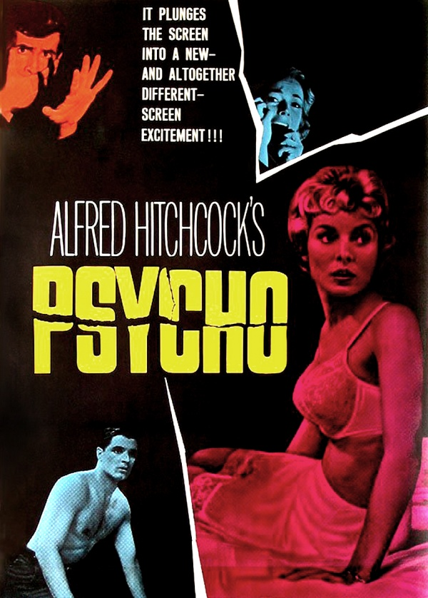 Psycho, psicosis