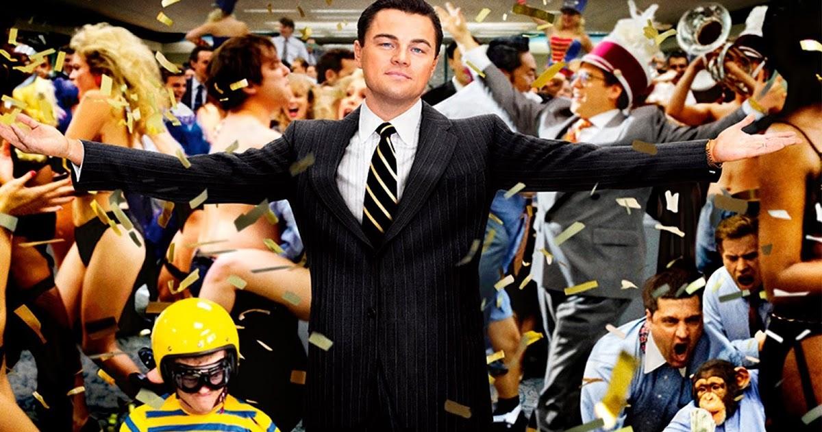 Frases De La Película El Lobo De Wall Street