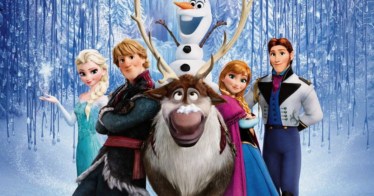 Frases De La Película Frozen Una Aventura Congelada