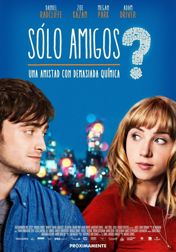 Frases de la película ¿Solo amigos? (What if)