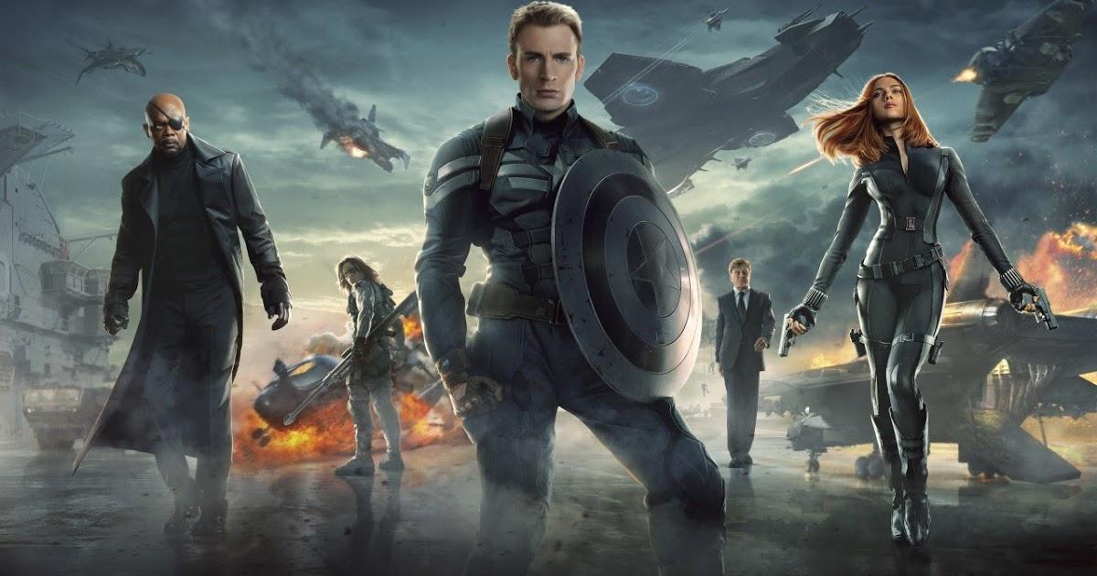 Frases De La Película Capitán América Y El Soldado Del Invierno